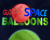 Play Glorious Space Balloons