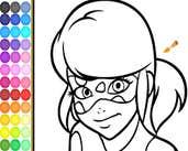 Play Color Ladybug