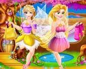 Play Disney Princesses Fairy Mall