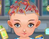 Play Baby Hair Loss Doctor