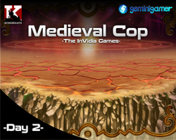 Play Medieval Cop -The Invidia Game - Part 2