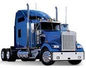 Play Kenworth Truck Memory