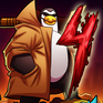 Play Zombies vs Penguins 4 - Reannihilation