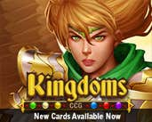 Play Kingdoms CCG