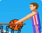 Play One Button Basketball
