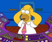 Play Homer Simpson