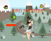 Play shoot the bird