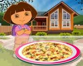 Play Dora Autumn Breakfast