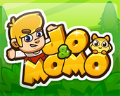 Play Jo and Momo: Forest Rush