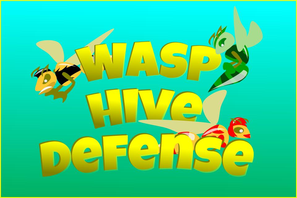 Play Wasp Hive Defense