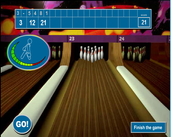 Play Bowling Alley-Shoot pins