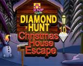 Play Knf Diamond Hunt 10 Christmas House Escape