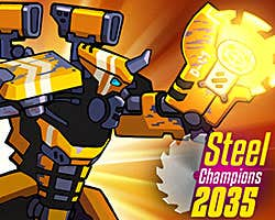 Play Steel Champions 2035