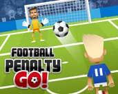 Play Football Penalty Go