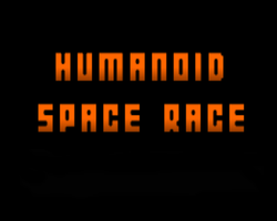 Play Humanoid Space Race