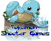 Play Pokemon Squirtle shooter game