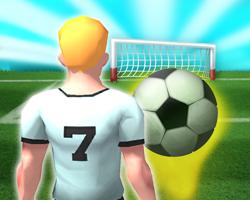 Play 10 Shot Soccer
