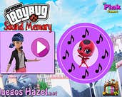 Play Ladybug Sound Memory
