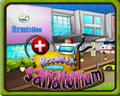 Play Recover The Sanatorium