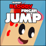Play Super Bloody Finger Jump