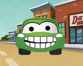 Play Funny Cartoon Cars Memory