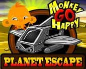 Play Monkey GO Happy Planet Escape
