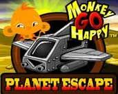 Play Monkey GO Happy Planet Escape