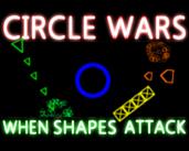 Play Circle Wars: When Shapes Attack