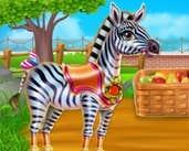 Play Zebra Caring