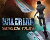 Play Valerian Space Run
