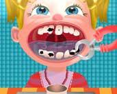 Play Dentist Doctor Teeth
