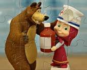 Play Masha and the Bear Play Doctor