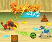 Play Fuzzmon Shotz