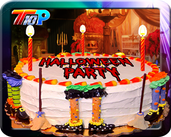 Play Find The Halloween Cake