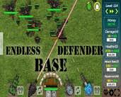 Play Endless Base Defender