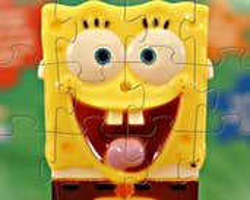 Play SpongeBob Toy Jigsaw Puzzle
