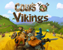 Play Cows vs Vikings : Tower Defence