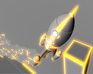 Play Not Too Difficult Rocket Game