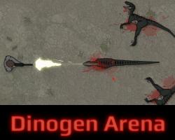 Play Dinogen Arena