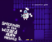 Play Spaceman in the Wizard Alien Nebula