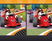Play Roary the Racing Car Differences