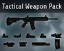 Play Tactical Weapon Pack