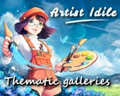 Play Artist Idle