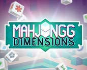 Play Mahjongg Dimensions