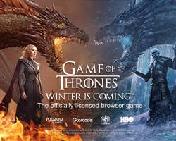 Play Game of Thrones Winter is Coming