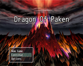 Dragon Of Paken Mountain