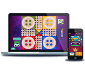 Play LUDO MULTIPLAYER