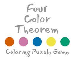 Play Four Color Theorem - Coloring Puzzle Game