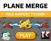 Play Plane Merge: Airport Tycoon
