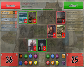 Play Grid the cardgame